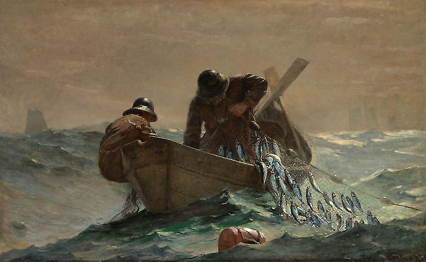 The Herring Net-1885