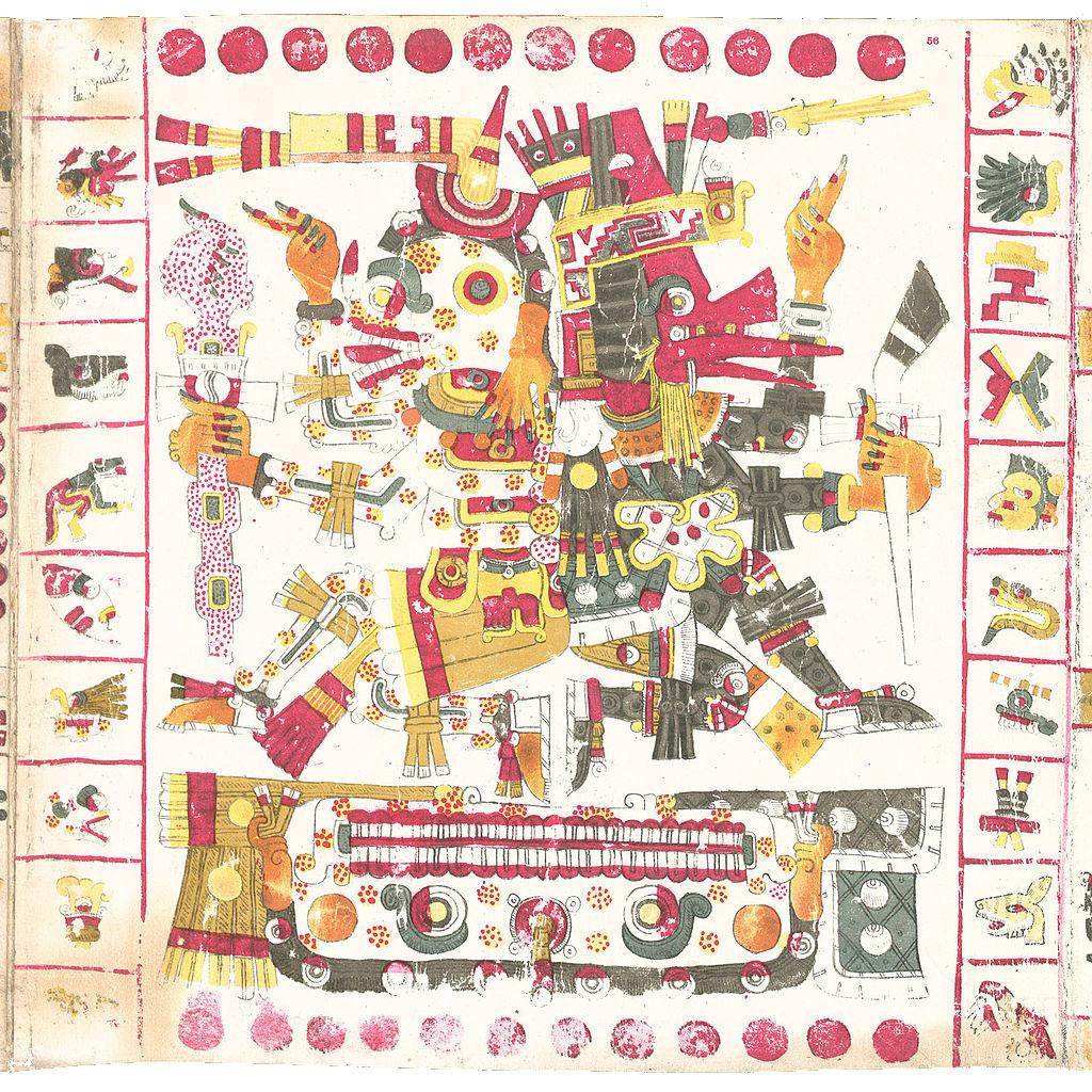 Visual Culture Of The Nacirema Chagoya S Printed Codices