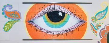 Eye Mural