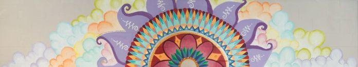 Sun Mural