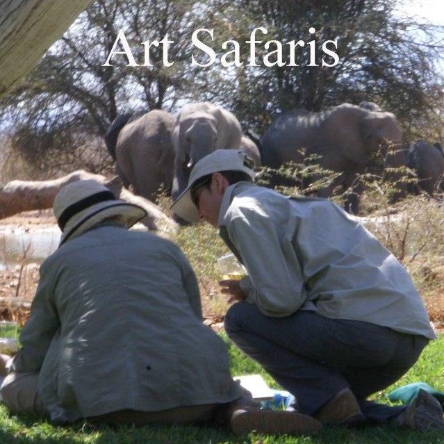 Art Safaris with Alison Nicholls