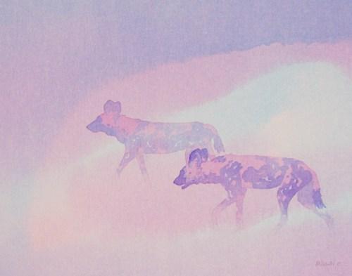 Moonrise by Alison Nicholls