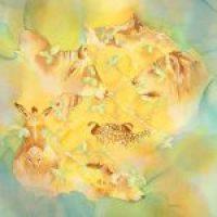 "Living Walls, acrylic on canvas 29x29"" by Alison Nicholls"