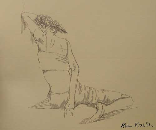 5 minute sketch by Alison Nicholls