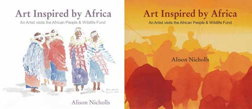 Art Inspired by Africa Covers