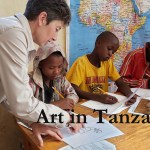 Art in Tanzania with Alison Nicholls