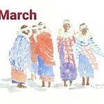 March 2020 in Art