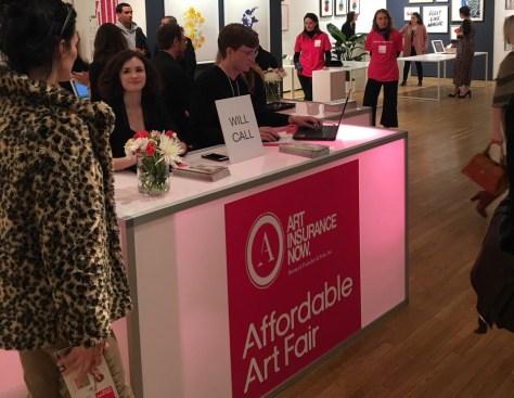 Affordable Art Fair photo