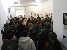 Report To The Public closing event. Photo: Daniel Tucker