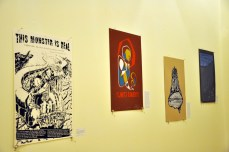 Resourced! exhibition is up. Photo: Daniel Tucker