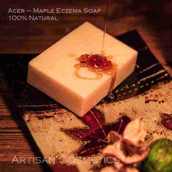 Acer - Maple Eczema Soap | 100% Natural - Artisan Cosmetics