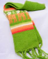 foulard-enfants-vert3