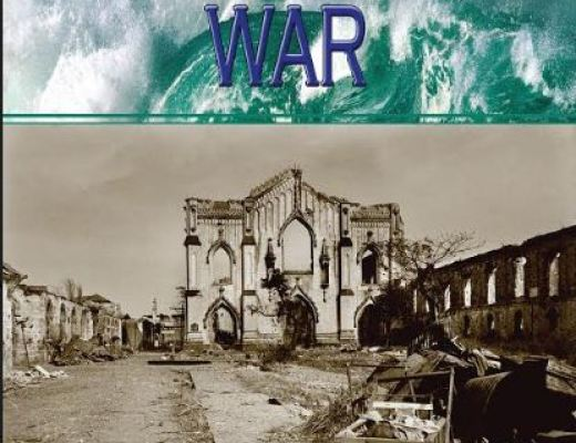 The Warramunga's Aftermath of War by Greg Kater