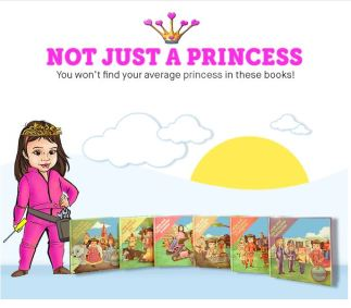 "Alt=""not just a princess"""