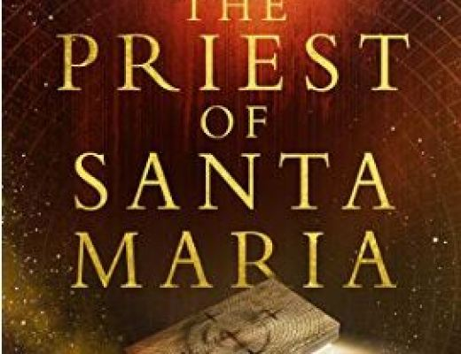 The Priest of Santa Maria by Alexandra Kleanthous
