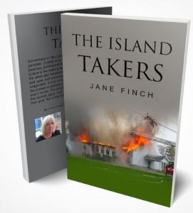 """Alt=""""the island takers by Jane Finch"""""""