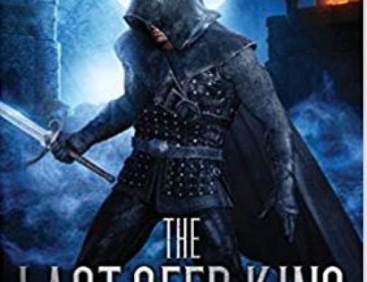 The Last Seer King by S. J. Hartland