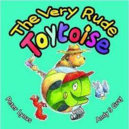 """Alt=""""the very rude toytoise"""""""