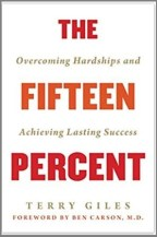 "Alt=""the fifteen percent by terry giles"""
