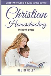 "Alt=""christian homeschooling minus the stress"""