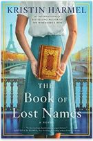 "Alt=""the book of lost names by kristin harmel"""