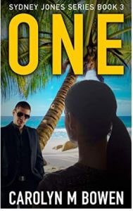 "Alt=""one: sydney jones series"""