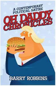 "Alt=""Oh Daddy Chronicles by Barry Robbins"""