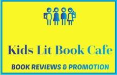 """Alt=""""kids lit book cafe reviews & author promotion"""""""