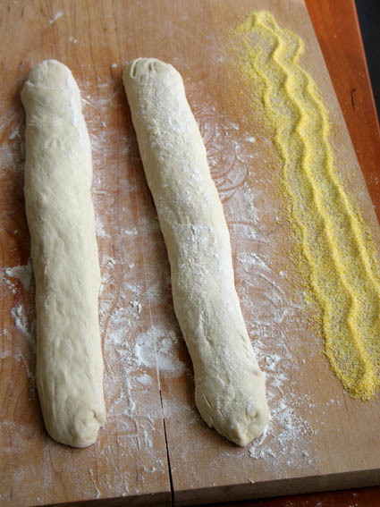 Forming Pain d'Epi (Wheat Stalk Bread) Dough | Artisan Bread in 5 Minutes a Day