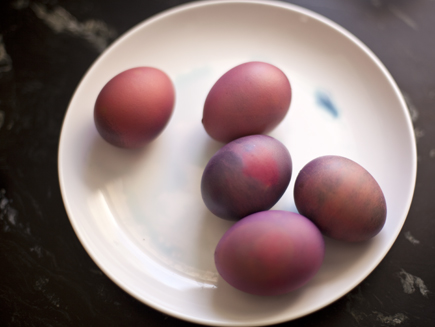 Dyed Easter Eggs | Artisan Bread in Five Minutes a Day