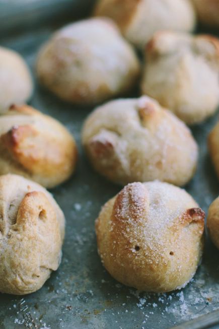 Easter Bunny Brioche Rolls | Bread in 5