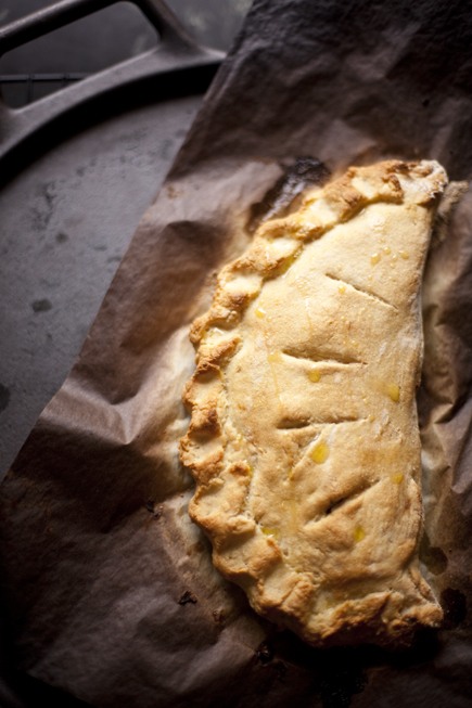 Gluten-Free Calzone | Artisan Bread in Five Minutes a Day