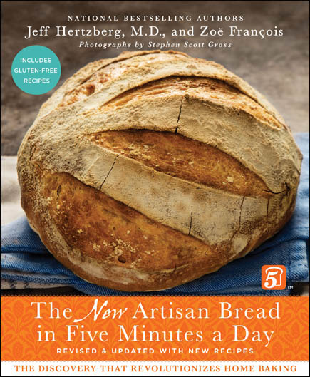The new edition of the best-selling bread cookbook