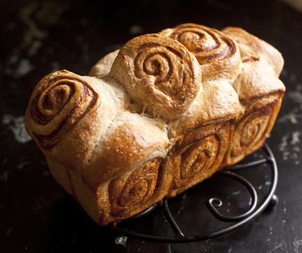 Pumpkin Swirl Bread | Breadin5