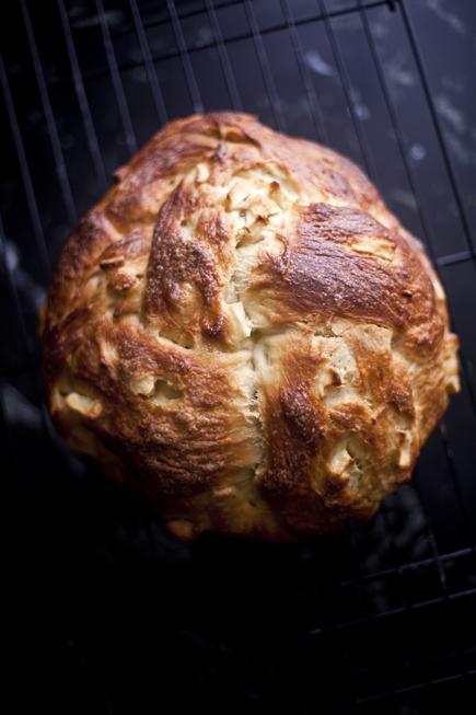 Apple Challah | Breadin5 14