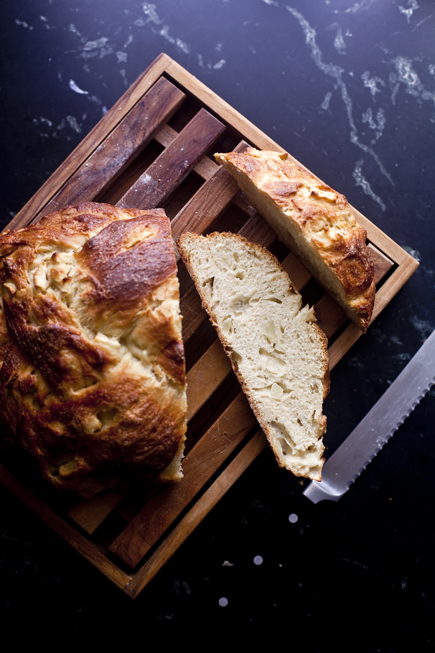 Sliced Apple and Honey Challah | Artisan Bread in Five Minutes a Day