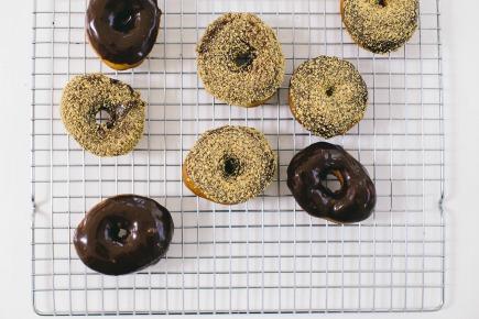 s'mores doughnuts | bread in 5