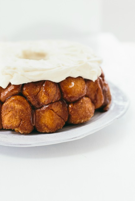 pumpkin spice monkey bread | bread in 5