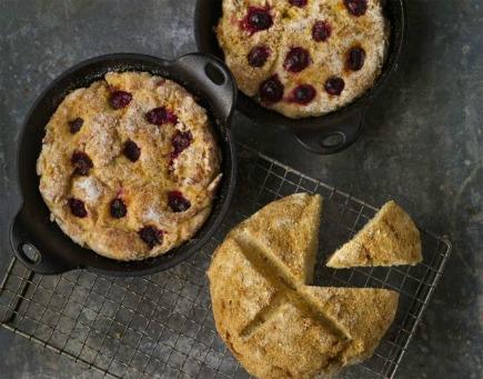 gluten-free cornbread | bread in 5