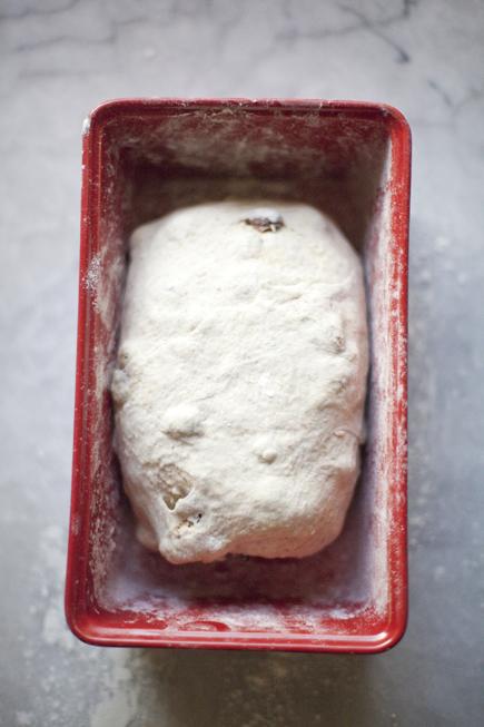 Raisin Walnut Bread Dough | Artisan Bread in Five Minutes a Day