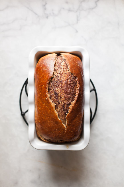 Nutella Swirl Bread - a Babka Cheat | Artisan Bread in Five Minutes a Day