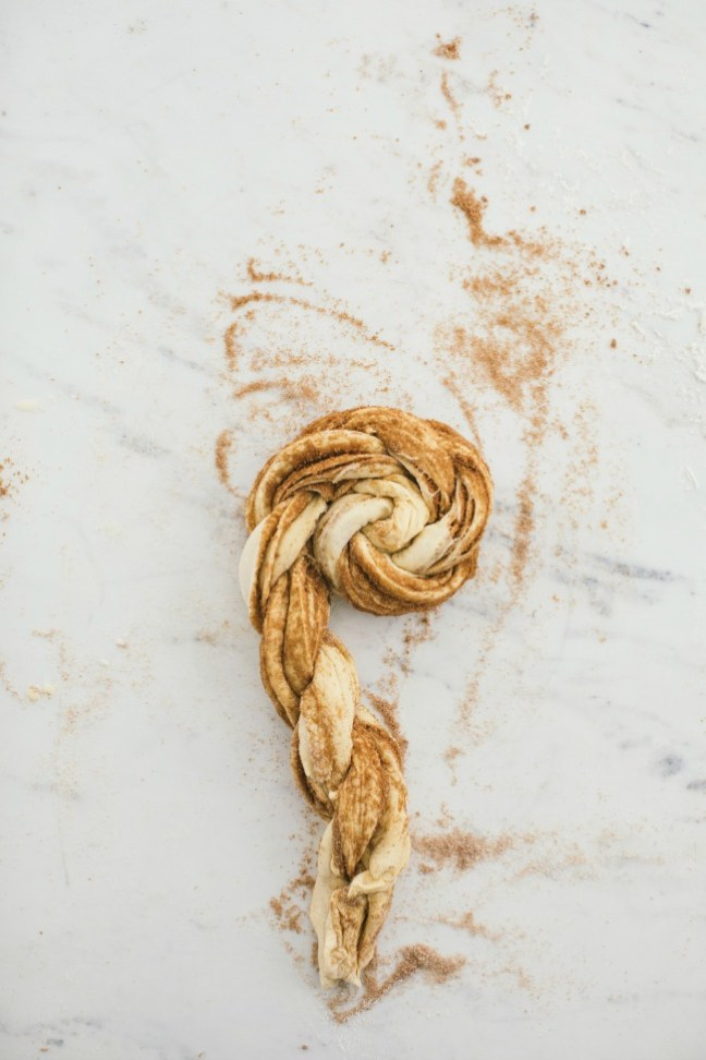 Bake Cinnamon Braid | Braided Cinnamon Bread Recipe | Artisan Bread in 5 Minutes a Day