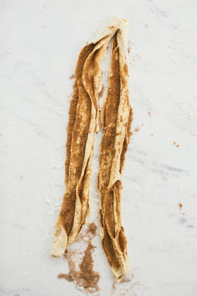 Bake Cinnamon Braid   Braided Cinnamon Bread Recipe   Artisan Bread in 5 Minutes a Day