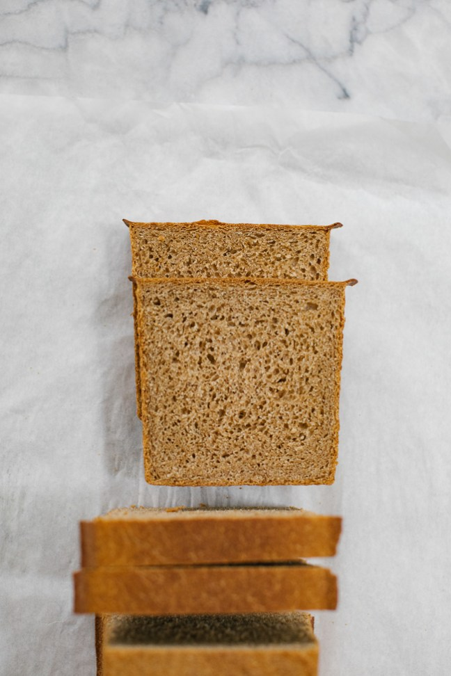 Whole Wheat Bread from Holiday and Celebration Bread in Five Minutes a Day   Bread in 5