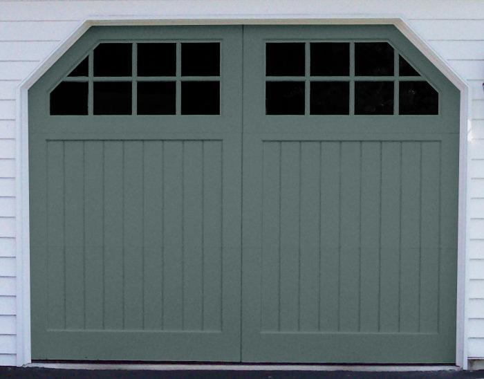 Garage Door Color Trends For A New Garage Look ARTISAN