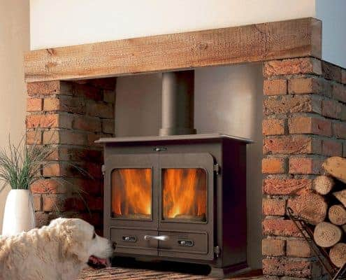 Multi Fuel Amp Wood Burning Stoves Artisan Fireplace Design
