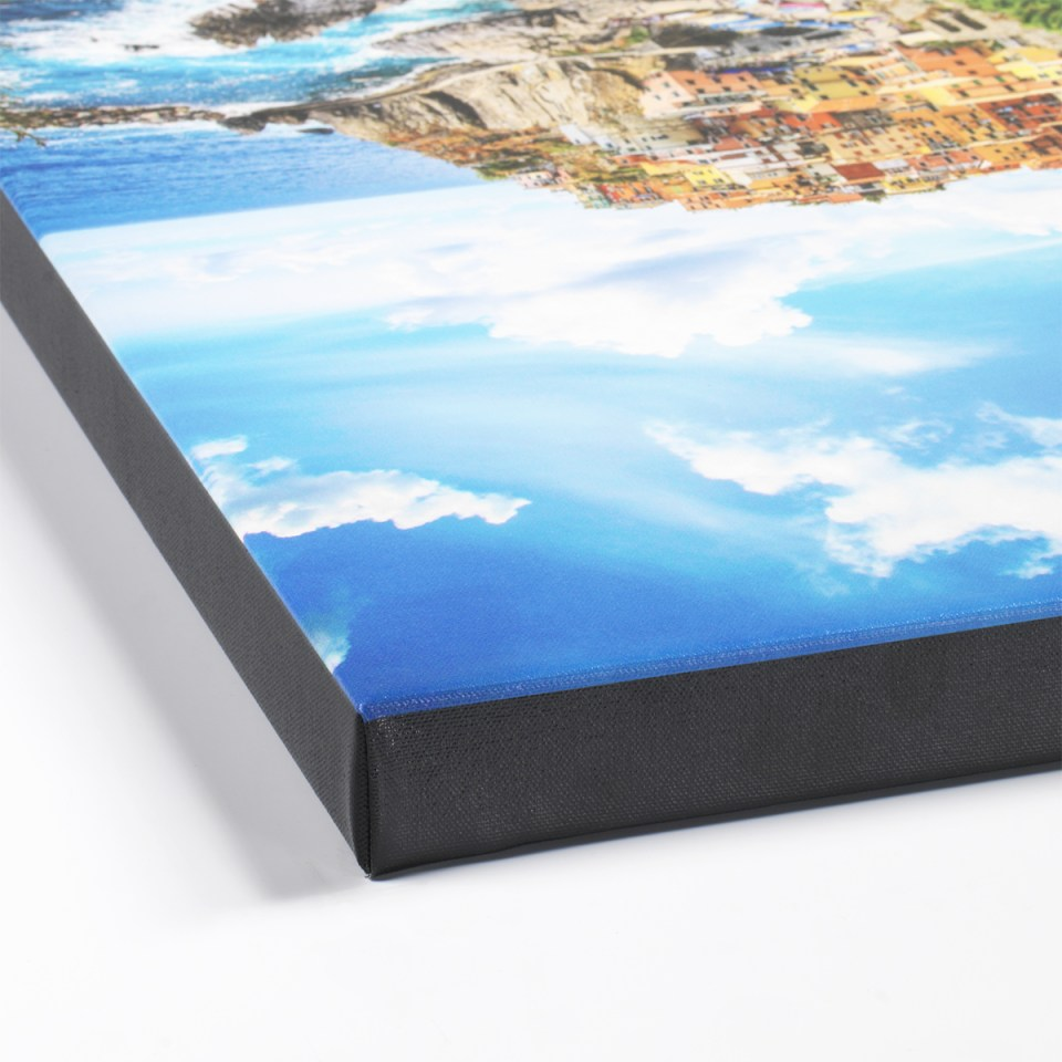 Canvas Prints Black Wrap