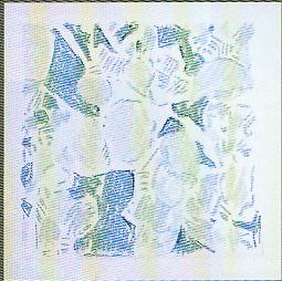 Œuvre au pastel sec de l'Artisan Pastellier