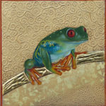 Claire Travers, enluminures, bestiaires contemporains