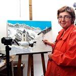 Isabelle Vauché pastelliste et professeur de pastel